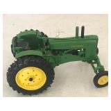 """J.D. """"A Hi-Crop"""" Tractor"""
