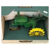 J.D. Wide-Tread Tractor