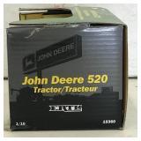 J.D. 520 Tractor