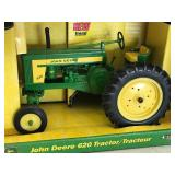 """J.D. 620"""" Tractor With Original Box"""