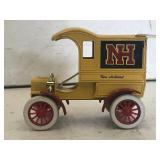 1905 Fords First Delivery Car Coin Bank