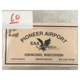 Pioneer Airport Coin Bank