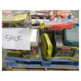 PALLET LOT OF GOOD TOOLS
