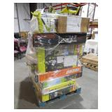 Pallet lot of good inspected power tools
