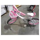 NEW- Royalbaby Jenny Princess Pink 18 inch Girl