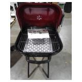 Americana Walk-A-Bout Portable Charcoal Grill