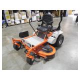 Beast 62 in. Zero-Turn Commercial Mower Powered by Briggs & Stratton 25 HP Pro-Series Engine with free Rollbar and Headlight