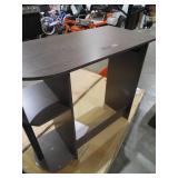 Simplistic Dark Brown Computer Desk by  Furinno