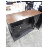 Taylor Black 4-Drawer Console Table by  Decor Therapy