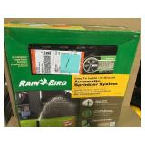 Rain Bird Easy to Install In-Ground Automatic Sprinkler System in good condition