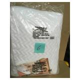 Serene Foam Side Sleeper Pillow by Comfort Tech not used