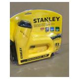 Stanley 2-in-1 Electric Stapler and Strip Brad Nailer  in good condition