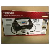 Husky 12/120 Volt Auto and Home Inflator  in good condition