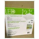 ETI Lighting 54304141 Light Troffer Backlit 1X1 15W by ETI Lighting  in good condition