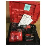 Milwaukee M18 FUEL 18-Volt Lithium-Ion Brushless Cordless 1/2 in. Drill / Driver (Tool-Only)  in good condition