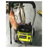 RYOBI 1,700 PSI 1.2 GPM Electric Pressure Washer