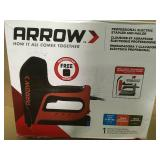 Arrow Fastener 6 in. Electric Stapler and Brad Nailer  in good condition