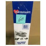 Havahart Small 2-Door Animal Trap not used