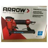 Arrow Fastener Pneumatic Staple Gun  in good condition