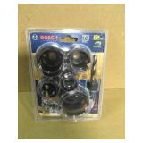 Bosch Daredevil Wood Hole Saw Set (7-Piece)  in good condition