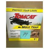Tomcat Mole Trap  in good condition