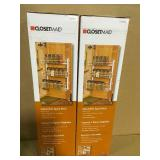 ClosetMaid Spice Rack QTY 2 not used