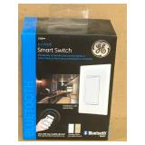 GE In-Wall On/Off Paddle Bluetooth Timer Switch, Almond/White  in good condition