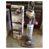 Dyson  Ball Total Clean used in working conditions