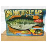 Case of New Vintage 1998 Big Mouth Billy Bass Motion Activated Singing Fish