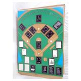 Lot of New Diamond Dynasty Baseball Card Display Board Sets