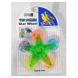 Lot of New Vintage Penn Plax Bird Star Wheels