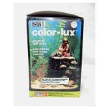 Case of New Vintage Penn Plax Color Lux Aquarium Light Bulbs