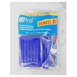 Lot of New Vintage Pro Travel Soap Box, Toothbrush and Toothbrush Holder Kits
