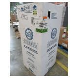 American Water Heaters 40 Gallon 40000 BTU Flame Guard Standard Short Propane Water Heater, BFG61-40S40-3PHV - New in Box