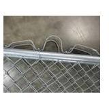 Merchant Metals Steel Chain-Link Fence Walk-Thru Gate 10