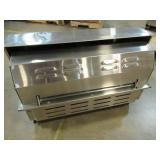 Bull Outdoor Products Outlaw 4-Burner Patio Island Propane Gas Grill, Missing Rotisserie and Regulator.