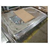 """Approximately 20 Mirrored Glass Panels Each Measuring 36"""" X 60"""""""