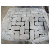 Aqua Bric Type 4 Mecharden Modular Grey Pavers - 94 sq ft/pallet Model: Quarry Blend