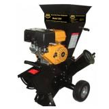 Dek 4 in. 420cc 15 HP Gas Commercial Duty Chipper Shredder, CH1M17 - New Out of Box.