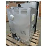 GE 24-in Self-cleaning Single Gas Wall Oven (Black) JGRP20BEJBB, JGRP20BEJBB - NEW Out of Box