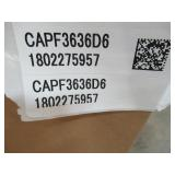 Goodman Full-Cased 3 Ton Upflow or Downflow Evaporator Coil - New in Box, CAPF3636D6