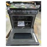 """Premier 24"""" Freestanding Electric Range in Black, ECK3X0BP01 - New out of box."""