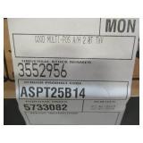 Goodman 2 Ton Multi Speed Air Handler - ASPT25B14 New in Box.