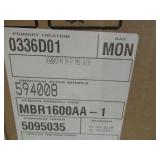 Goodman 1600 CFM Modular Blower/Air Handler, MBR1600AA-1 - NEW IN BOX
