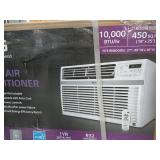 LG 10,000 BTU 115-Volt Window Air Conditioner with Remote and ENERGY STAR, LW1016ER - New In Box