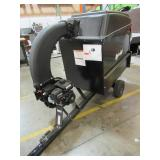 Agri-Fab 32 cu. ft. Gasoline Mow-N-Vac, 551889A - New Out of Box - Missing Tractor Vacuum Hose and attachment.