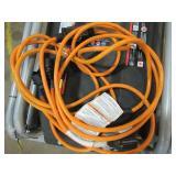 PowerStroke 6,800-Watt Gasoline Powered Electric Start Portable Generator with Honda GX390 Engine PS906811P-H - USED