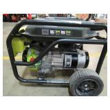 Ryobi 3,600-Watt 212cc Gasoline Powered Portable Generator, RY903600 - Used