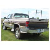 1996 Dodge Ram 1500 4x4 Jayco Conversion - 133,891 Miles -