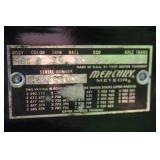 1962 Mercury Meteor - 36,524 Miles -